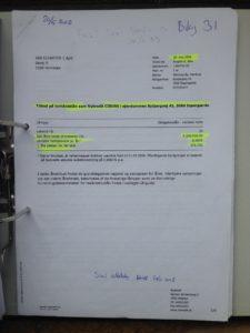 12, bilag 31 tilbud 20 05 2008 kr 4.328.000 som jyske bank påstår i bilag 35 skulle være optaget, dette er det lån swappen bilag 60 15 07 2008 hænger sammen Hvorfor Bestyrelsen udsætter aktionærerne i jyske bank for denne her bedrageri sag Det må i spørger Anders Dam Om OM JYSKE BANKS MEDARBEJDER OG KONCERN LEDERNE KENDER TIL ÆRLIGHED HÆDERLIGHED TROVÆRDIGHED ? PAS det er et svært spørgsmål https://www.jyskebank.dk/omjyskebank/organisation/koncernledergruppe :-) DEN DANSKE BANK, JYSK EBANK UNDERSØGES FOR IMOD BANKENS KUNDE Svindlen kunne lade sig gøre, da udnyttelsen blev lagt ind og sat i system, mens kunde var langtidssyg efter blandt andet en hjerneblødning Og her efter var kunden er nemt offer for jyske banks ansatte, som sikkert troede det var et tag selv bord. MEN JYSKE BANKS ANSATTE HELT OP TIL KONCERNLEDELSEN TO GRUELIG FEJL AF DERES OFFER SOM BÅDE KOM SIG OG OPKLAREDE BEDRAGET At Jyske Bank ved manipulation, og kraftig vildledning kunne snyde og bedrage kunde, var så perfekt udført at selv ikke kundes advokater fatted, den mindste mistanke, til at jyske bank lavede svig, ved at lyve om lån der ikke fandtes, og har fjernet bilag samt misbrugt bilag, ændret i bilag - HVAD SKAL VI GØRE; JO VI RÅBER OP OG VIL HAVE EN DOM OVER JYSKE BANK FOR SVIG :-) § 279. For #bedrageri § 280. For #mandatsvig § 281. For #afpresning § 282. For #åger § 283. For #skyldnersvig Kunde der er blevet udsat for bedrageri gennem 10 år af jyske bank, fortæller hvordan han har forsøgt at få koncernledelsen i jyske bank til at tale med ham Alle i koncernen nægter at svare, men vælger at fortsætte dette meget grove bedrageri, selv om ledelsen mindst har været bekendt med svindel i over 2 år. Et #bedrageri som den samlede koncern ledelse ikke tager afstand fra, og derfor støtter bestyrelsen fortsat bedrageri af lille #virksomhed :-) #Bestyrelsen i #jyskebank #SvenBuhrkall #KurtBligaardPedersen #RinaAsmussen #PhilipBaruch #JensBorup #KeldNorup #ChristinaLykkeMunk #JohnnyChristensen #MarianneL