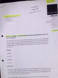 sagen i ankenævnet 3282013 Jyske bank påstår der er optaget et underliggende lån Hvorfor Bestyrelsen udsætter aktionærerne i jyske bank for denne her bedrageri sag Det må i spørger Anders Dam Om OM JYSKE BANKS MEDARBEJDER OG KONCERN LEDERNE KENDER TIL ÆRLIGHED HÆDERLIGHED TROVÆRDIGHED ? PAS det er et svært spørgsmål https://www.jyskebank.dk/omjyskebank/organisation/koncernledergruppe :-) DEN DANSKE BANK, JYSK EBANK UNDERSØGES FOR IMOD BANKENS KUNDE Svindlen kunne lade sig gøre, da udnyttelsen blev lagt ind og sat i system, mens kunde var langtidssyg efter blandt andet en hjerneblødning Og her efter var kunden er nemt offer for jyske banks ansatte, som sikkert troede det var et tag selv bord. MEN JYSKE BANKS ANSATTE HELT OP TIL KONCERNLEDELSEN TO GRUELIG FEJL AF DERES OFFER SOM BÅDE KOM SIG OG OPKLAREDE BEDRAGET At Jyske Bank ved manipulation, og kraftig vildledning kunne snyde og bedrage kunde, var så perfekt udført at selv ikke kundes advokater fatted, den mindste mistanke, til at jyske bank lavede svig, ved at lyve om lån der ikke fandtes, og har fjernet bilag samt misbrugt bilag, ændret i bilag - HVAD SKAL VI GØRE; JO VI RÅBER OP OG VIL HAVE EN DOM OVER JYSKE BANK FOR SVIG :-) § 279. For #bedrageri § 280. For #mandatsvig § 281. For #afpresning § 282. For #åger § 283. For #skyldnersvig Kunde der er blevet udsat for bedrageri gennem 10 år af jyske bank, fortæller hvordan han har forsøgt at få koncernledelsen i jyske bank til at tale med ham Alle i koncernen nægter at svare, men vælger at fortsætte dette meget grove bedrageri, selv om ledelsen mindst har været bekendt med svindel i over 2 år. Et #bedrageri som den samlede koncern ledelse ikke tager afstand fra, og derfor støtter bestyrelsen fortsat bedrageri af lille #virksomhed :-) #Bestyrelsen i #jyskebank #SvenBuhrkall #KurtBligaardPedersen #RinaAsmussen #PhilipBaruch #JensBorup #KeldNorup #ChristinaLykkeMunk #JohnnyChristensen #MarianneLillevang #AndersDam #NielsErikJakobsen #PerSkovhus #PeterSchleidt #Nykredit 